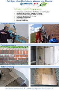Graffiti Tornado - Flyer Allgemeine Anwendung