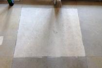 Bodenreinigung Sandstein
