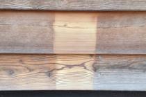 Holz Farbentfernung
